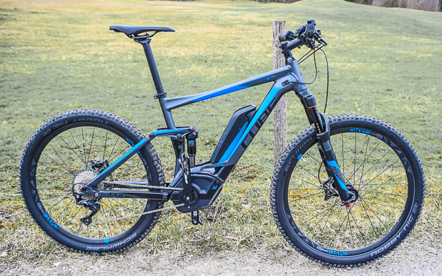 E-Bike CUBE Stereo Hybrid