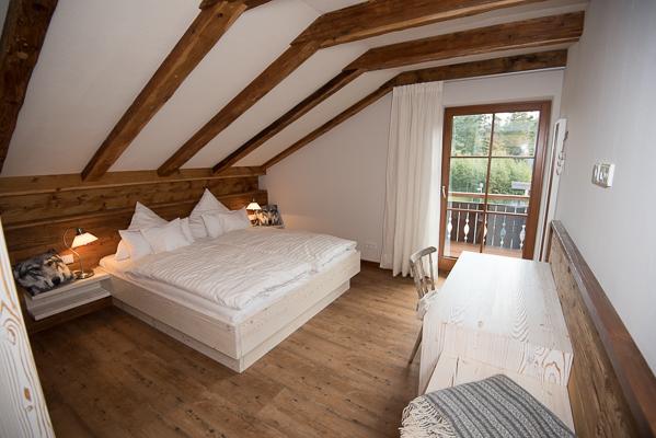 Schlafzimmer 2, Obergeschoss